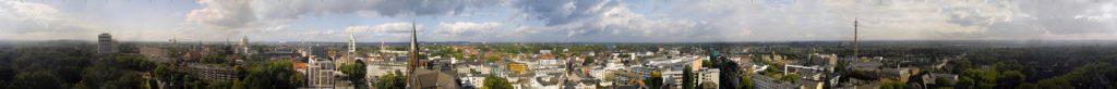 Gelsenkirchen Panorama Hausverwaltung