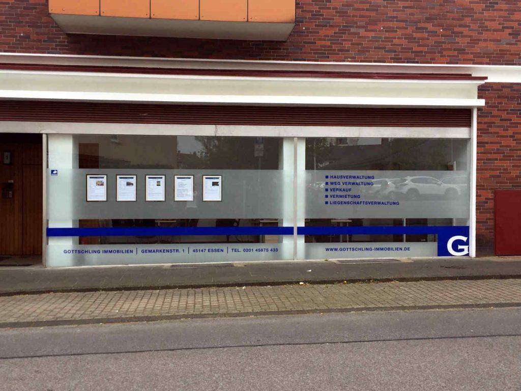 Hausverwaltung Gottschling Büro